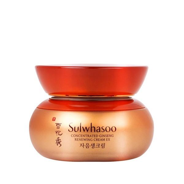 Kem phục hồi da từ nhân sâm Sulwhasoo Concentrated Ginseng Renewing Cream EX Light IMAGE